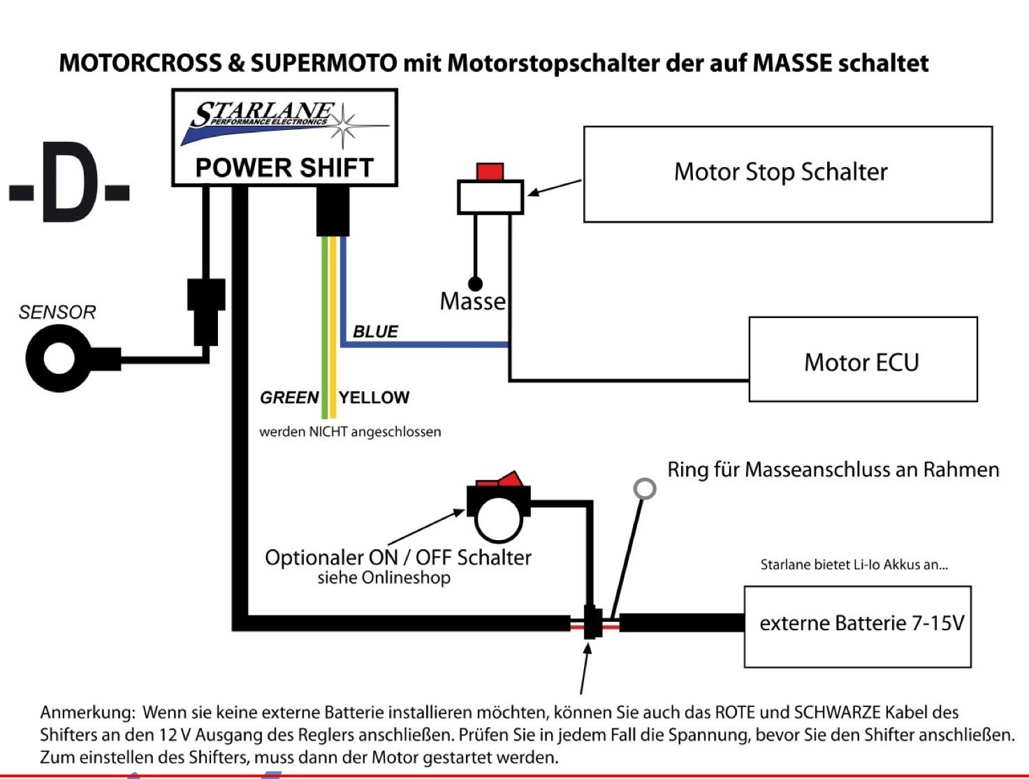 Schön Einen Schalter Installieren Ideen - Schaltplan Serie Circuit ...
